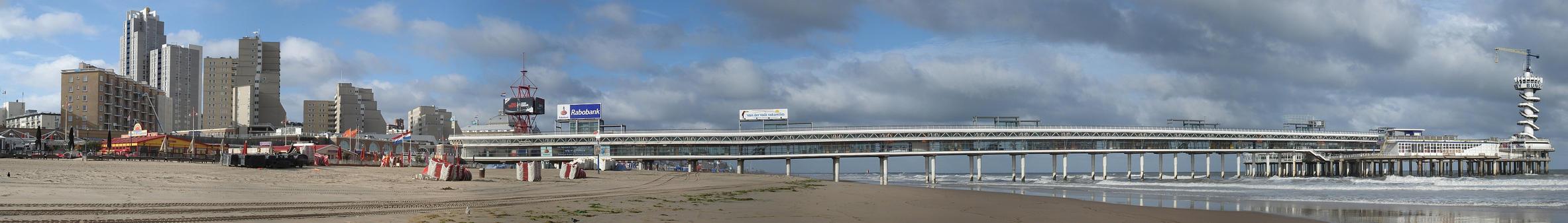 Pier by TopDroPics