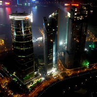 Shanghai I by TopDroPics