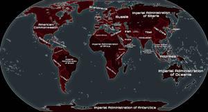Earth in 0105 UC (Zeonic Victory)