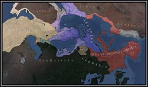 Imperium Aegyptia: 1 A.D.