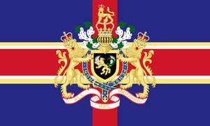 Holy Britannian Empire flag redesign
