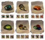 From nature: gems