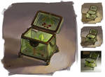 From nature: casket