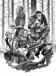 Tarronei's wolves