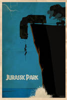 Jurassic Park The lost world Poster by mjd360