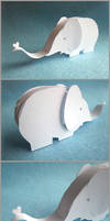 Heart, Paper, Elephant