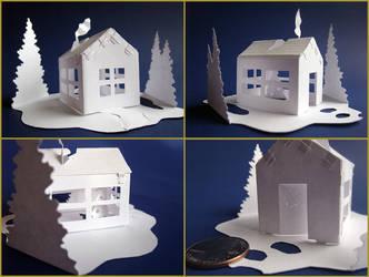 Paper Wonderland by ldhenson