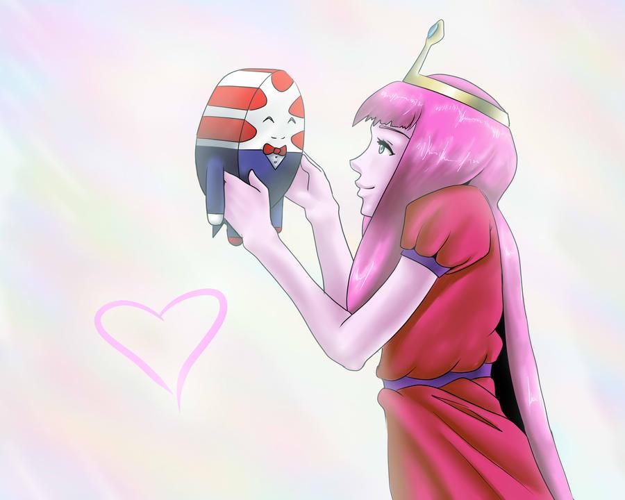 Princess robot bubblegum porn