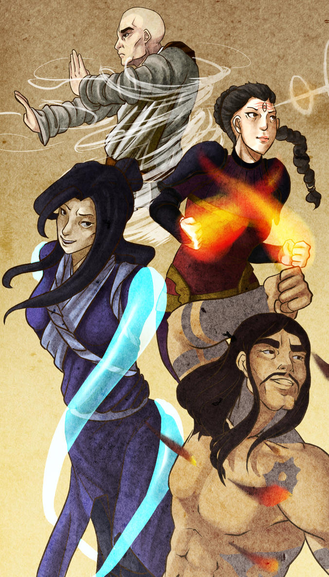 Team Anti-Avatar by alt-hipster