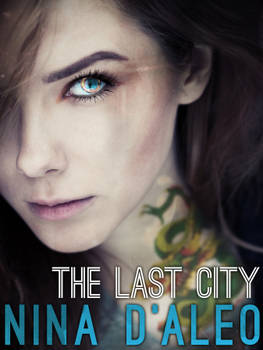 The Last City Book Cover