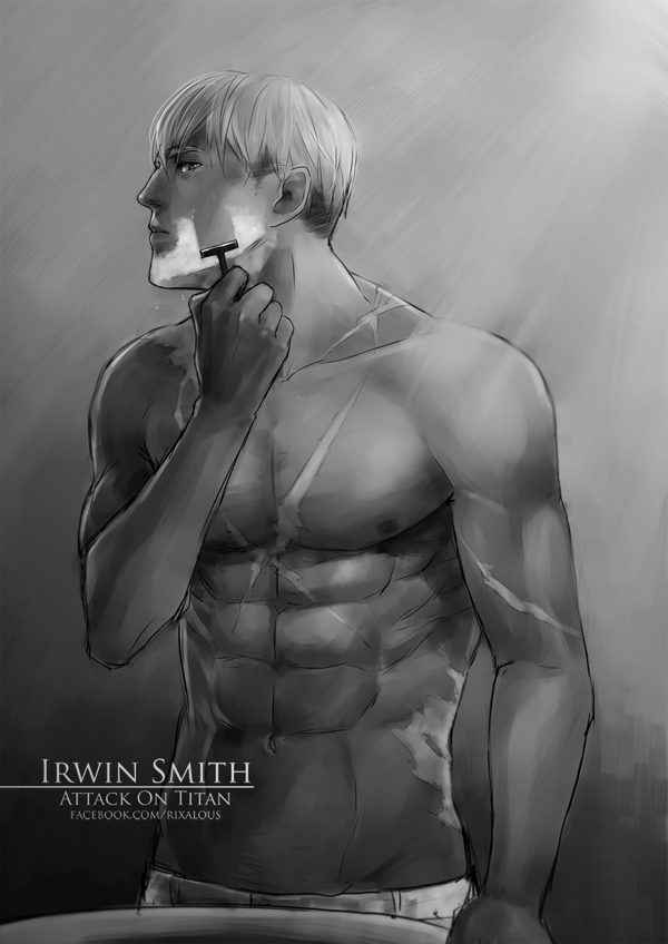 Titan : Morning Routine by rixal