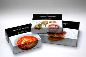 Refrigerated food packaging by iann81