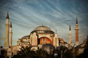 Ayasofya by miserym