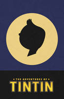 The Adventures of TinTin - Minimal Poster by miserym