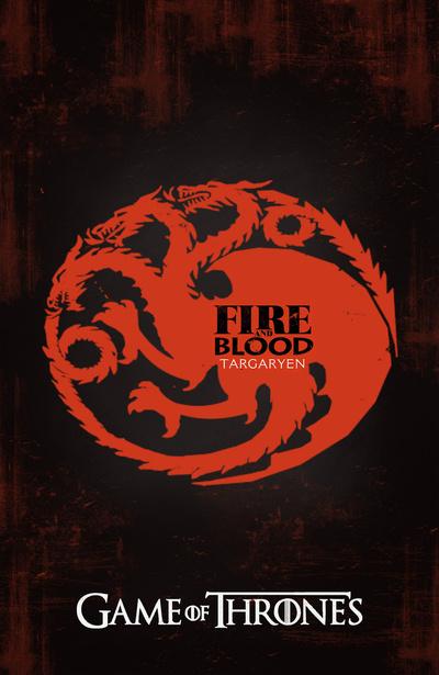 Game Of Thrones - Targaryen by miserym