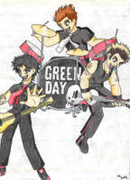 GREEN DAY THE BEST by Aduah