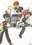 GREEN DAY THE BEST
