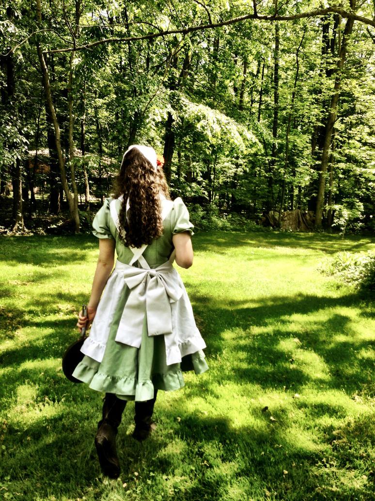 APH: A Little Summer Stroll by littlemisscinderella