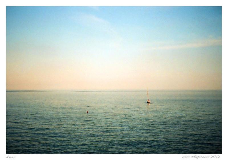 il Mare by MarioDellagiovanna