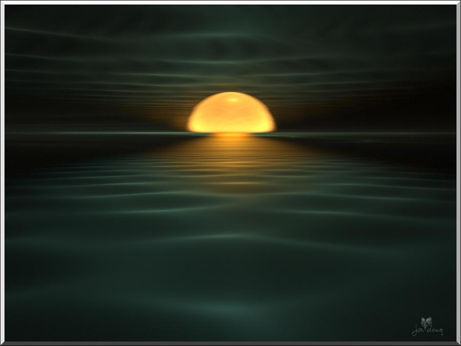 Sunset by JonLouq