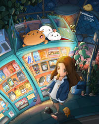 Vending Machine Nostalgia