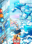 Stingray City - Bubble Wave Saga Part 3!