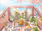 May Time Blossom - Sakura