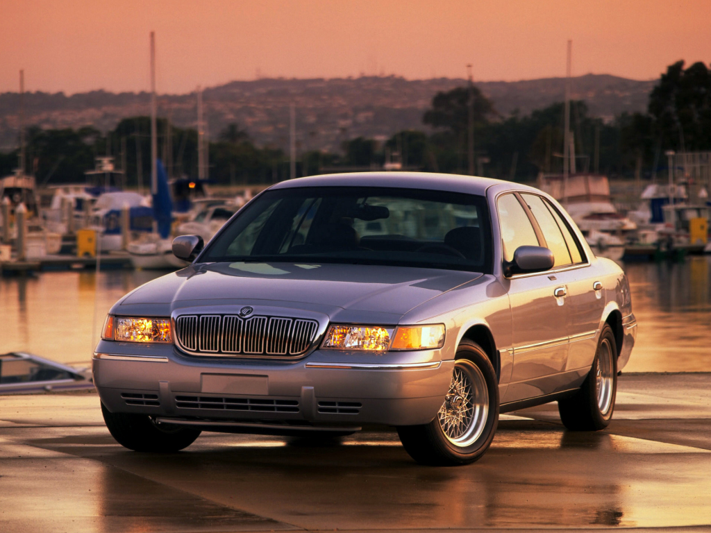 mercury grand marquis by zixzate
