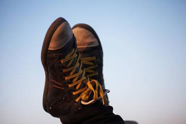one love - shoes by Taku-Aoi