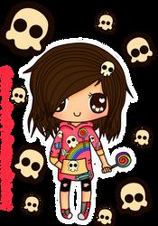 sweet cute punk by Sweet-DooDo