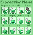 CP Expression Meme by Sweet-DooDo