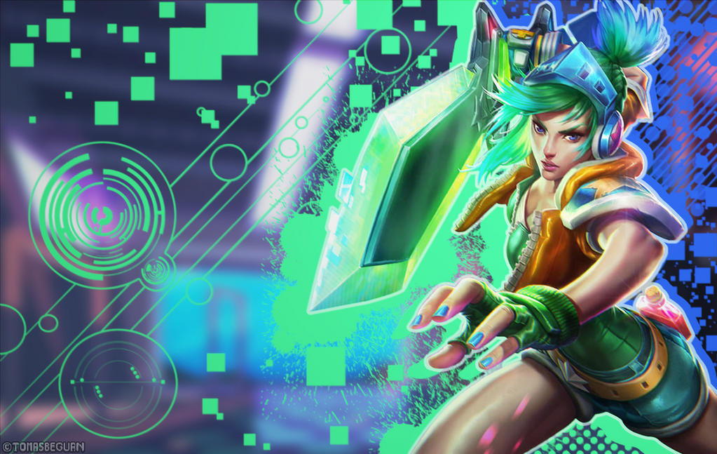 Arcade Riven Wallpaper By TomasBeguan