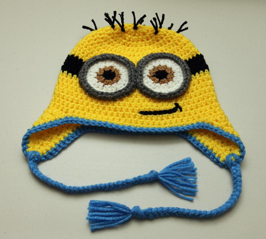 Minion Hat By Nickyblade On Deviantart