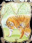 Mother Tiger by RyokoAyashi