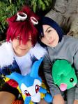 Digimon 02 -Daisuke and Ken
