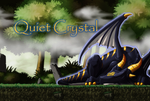 Evan Dragon by QuietCrystal