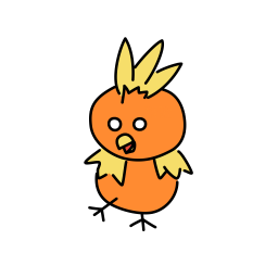 Sneak Preview - 255 Torchic by QuietCrystal