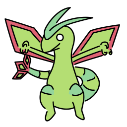 Sneak Preview - 330 Flygon by QuietCrystal