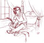 Writing H.B. Prince's book