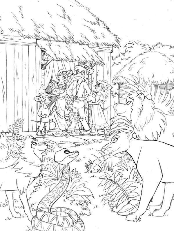 G. Stilton's Jungle Book