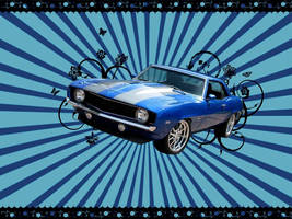Retro Wallpaper by Norby123