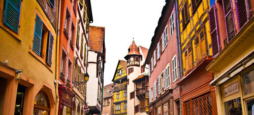 COLMAR by drouch