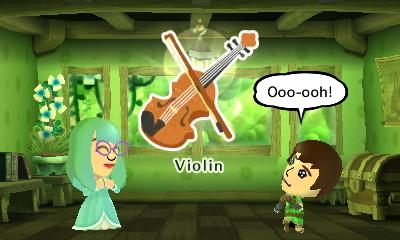 A simple violin by Blazikenpwnsyou