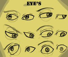 Eye's With And Without Guide