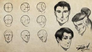 Heads by Kira09kj