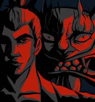 Samurai Jack by Kira09kj