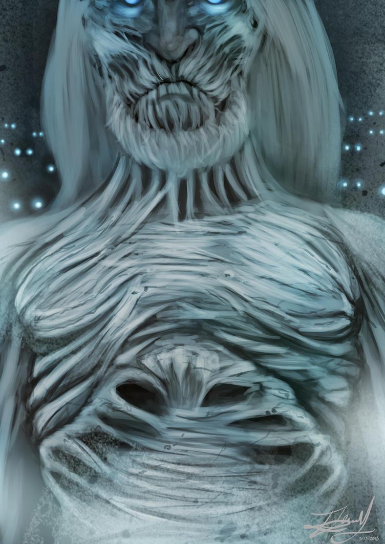 White Walker. by Kira09kj