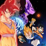 Dragonball Z - Battle of Gods