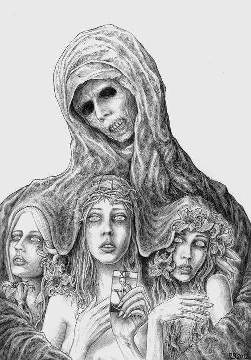 XIII Arkanum by Scytheprayer
