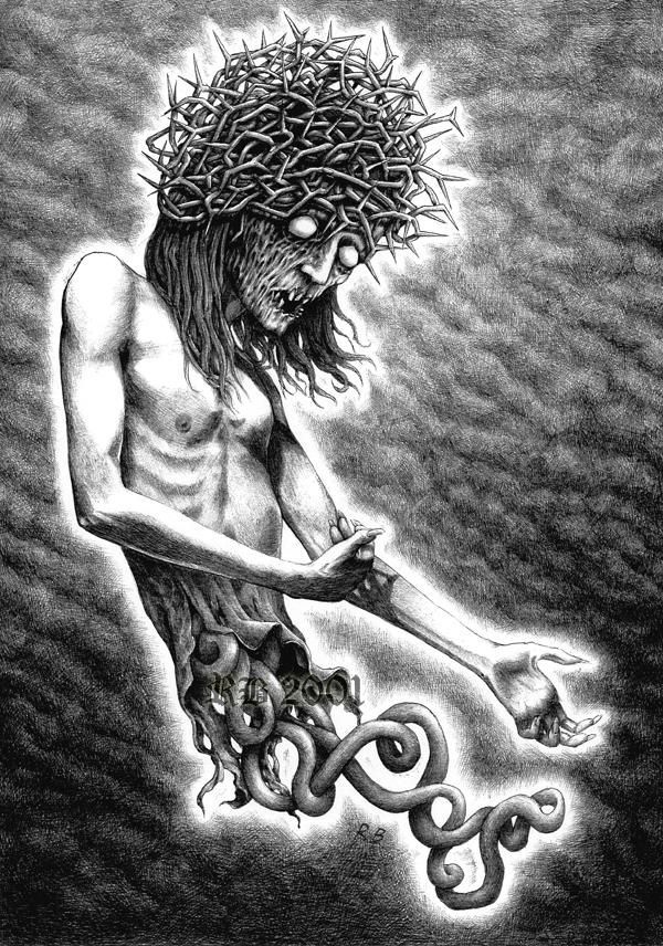 Resurrection macabre by Scytheprayer